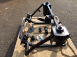 Stainless Vauxhall Subframe
