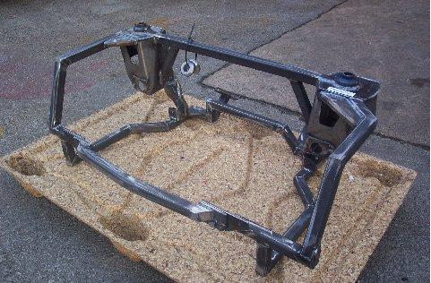 Bare b series vtec based subframe